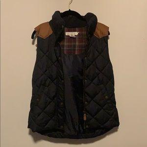 H&M Navy Blue Vest